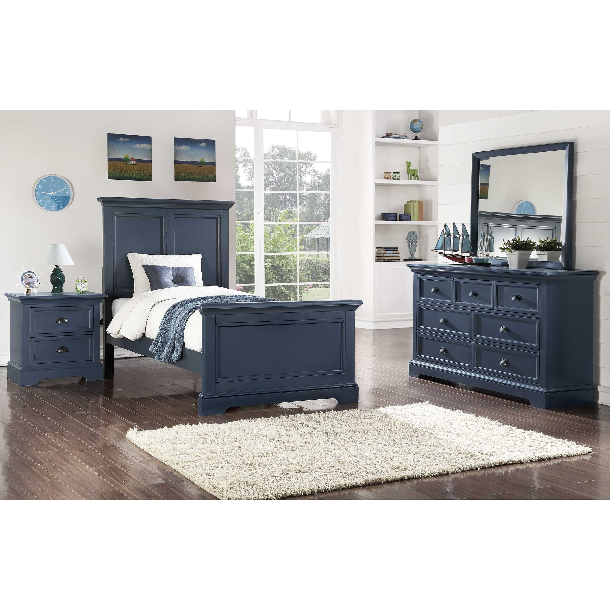 Winners Only Tamarack Twin Bedroom Group Dunk Bright Furniture Bedroom Groups