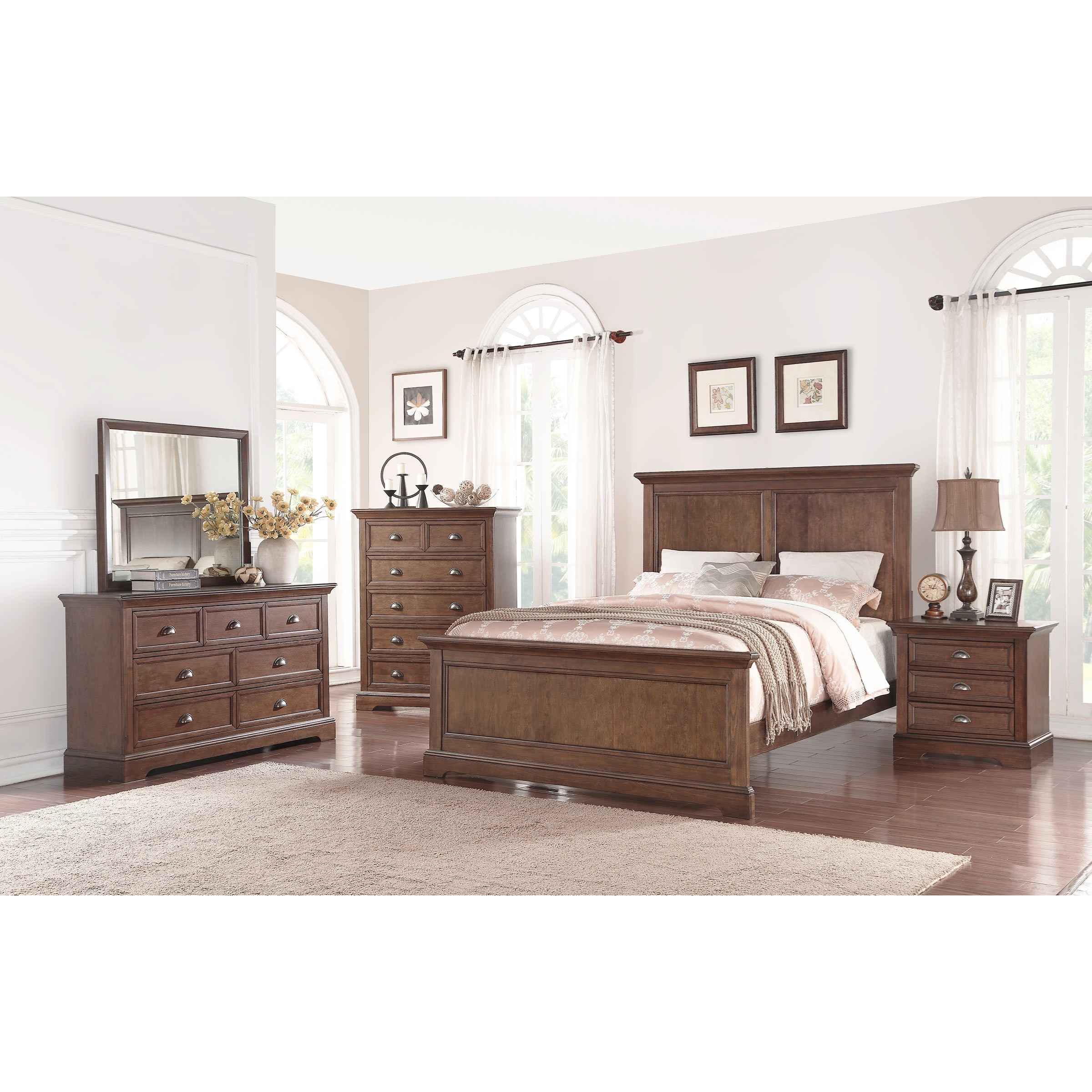 Winners Only Tamarack King Bedroom Group Dunk Bright Furniture Bedroom Groups