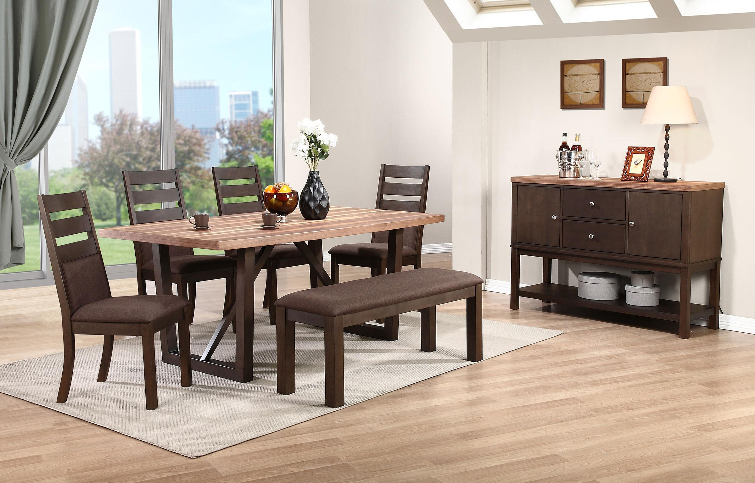winners only venice casual dining room group fashion. Black Bedroom Furniture Sets. Home Design Ideas