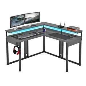 Z Line Designs Desks Zld0001 1ldu L Shaped Gaming Desk