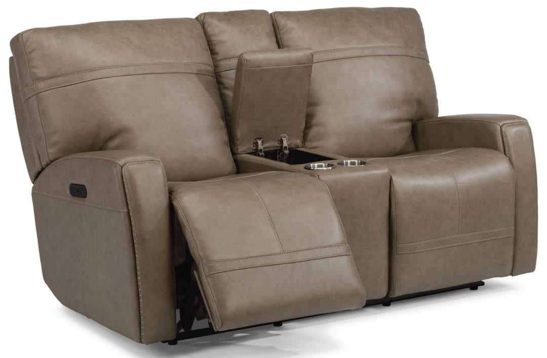 Loved Leather Reclining Loveseats