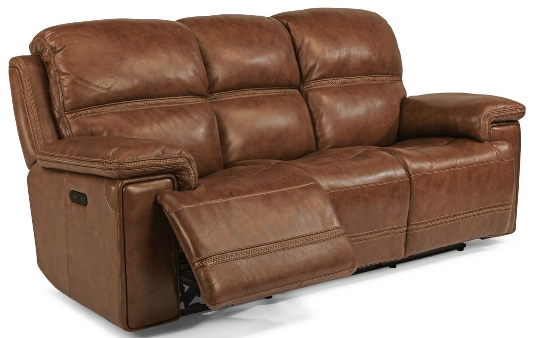 Loved Leather Reclining Sofas