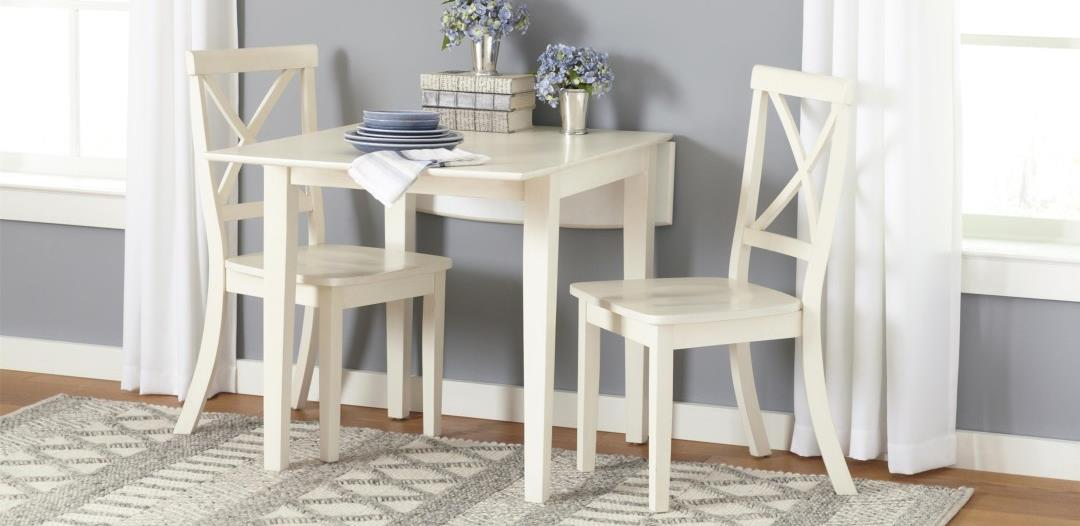 Small-Scale Dining Sets