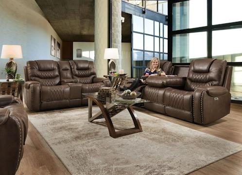 New Reclining Collection With A Tradition Flare