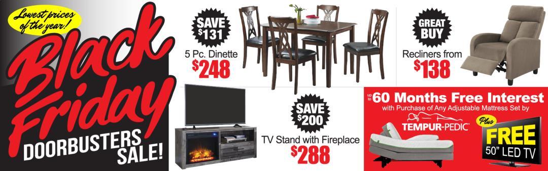 Black Friday Hot Buys Household Furniture El Paso Horizon City Tx