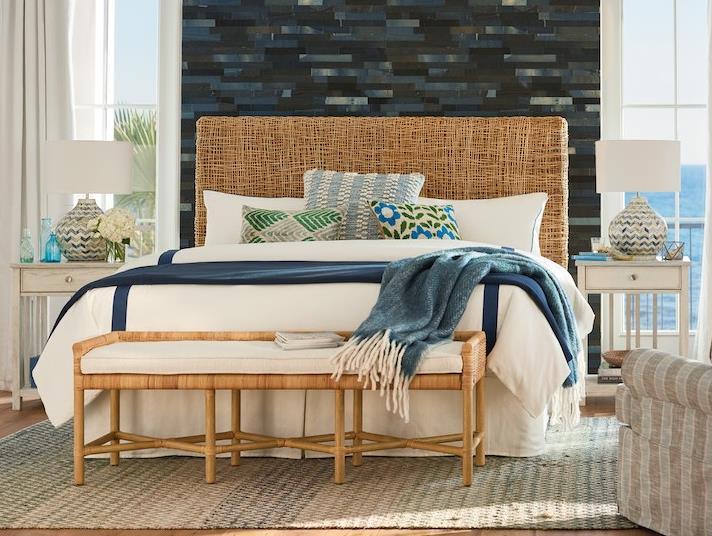 Coastal Living Escape Nesting Bedroom