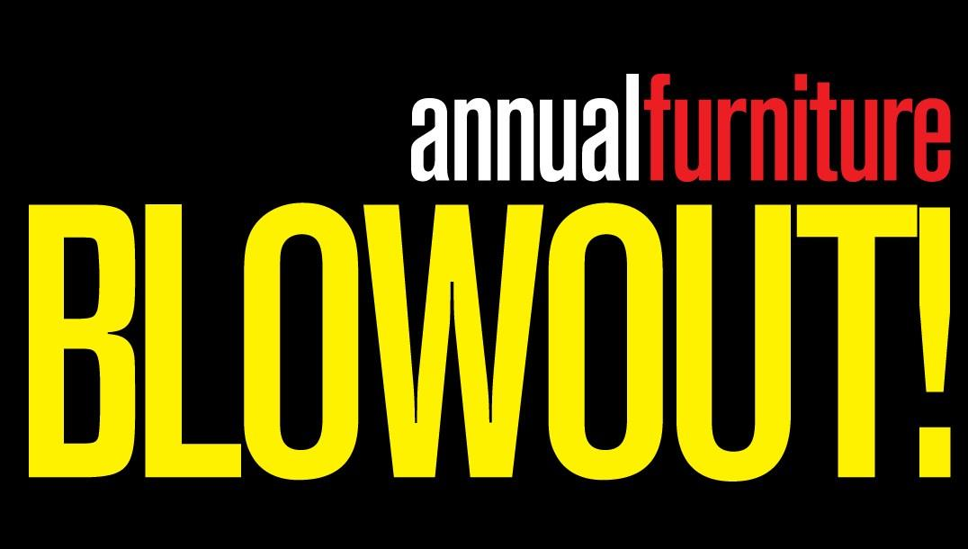 Annual Blowout Sale