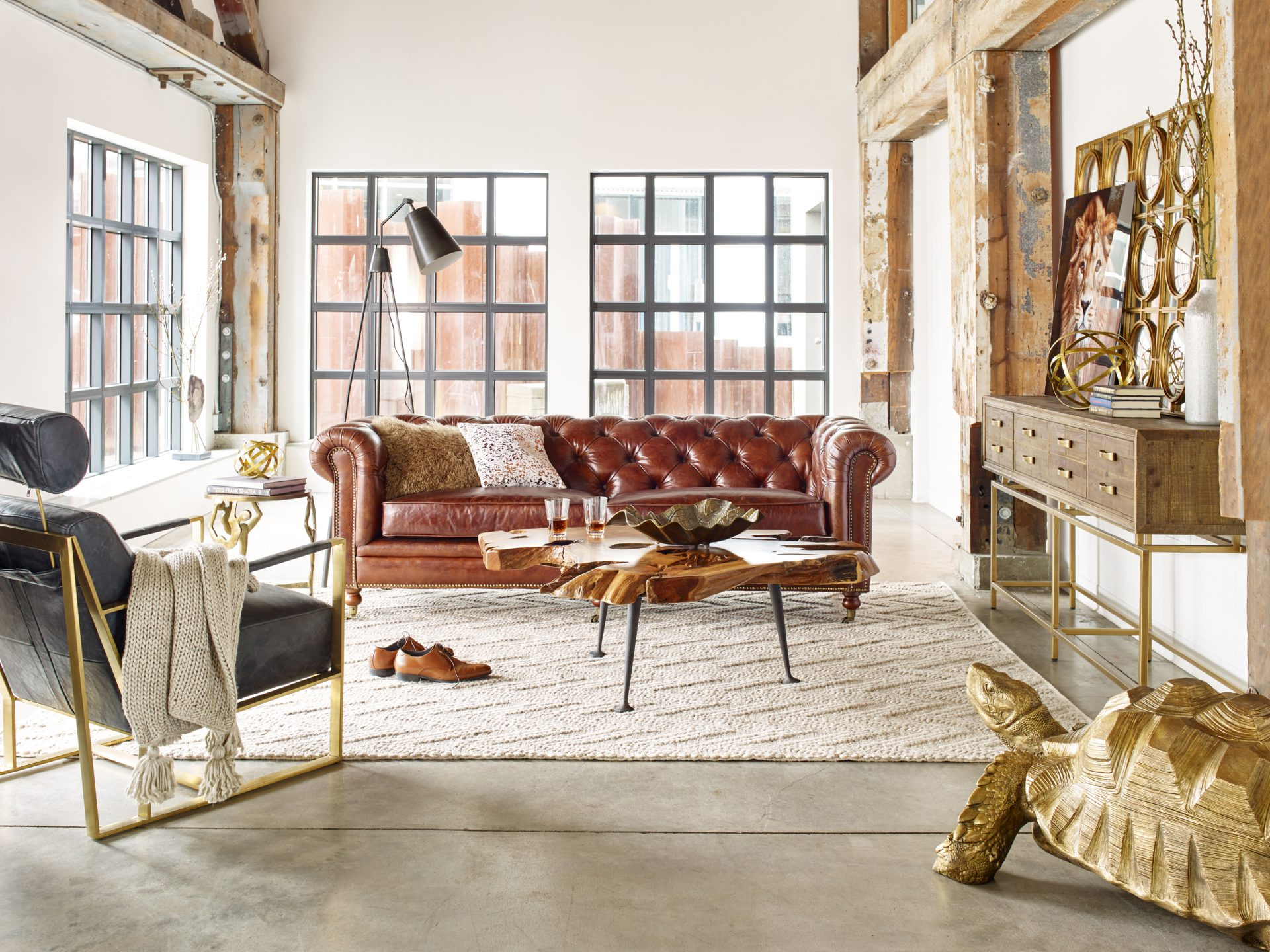 Birmingham Living Room