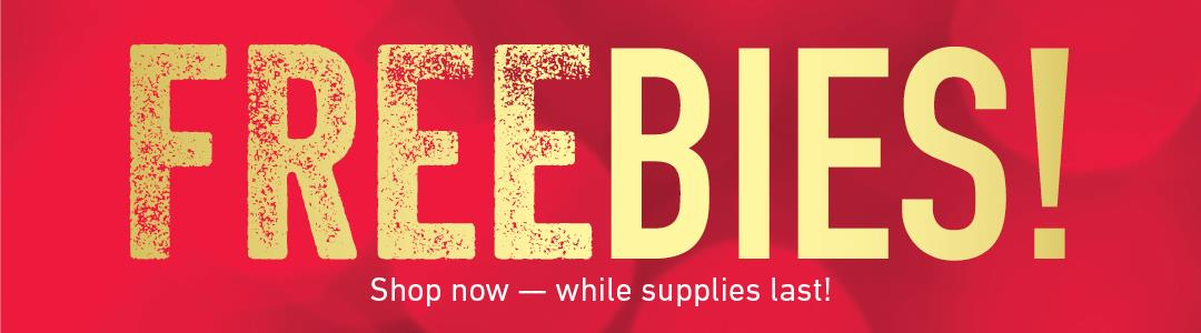 FREEBIES for Every Room in Your Home!