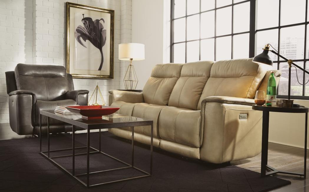 Power Lumbar reclining furniture
