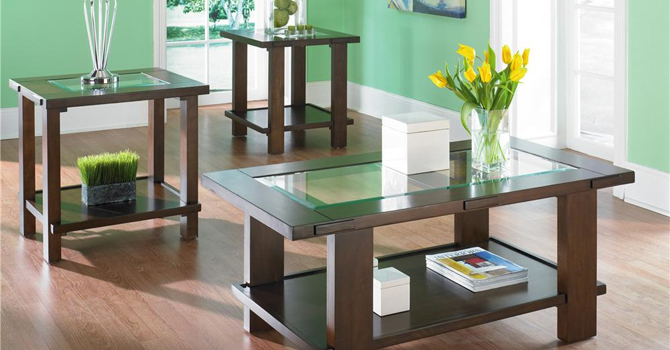Delightful Accent Tables